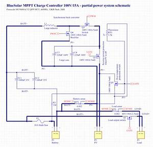 Bluesolar 100-15 True Mppt Solar Charge Controller
