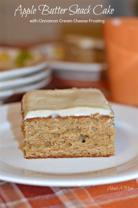 apple butter cake apple butter cake with cinnamon cheese frosting 1338