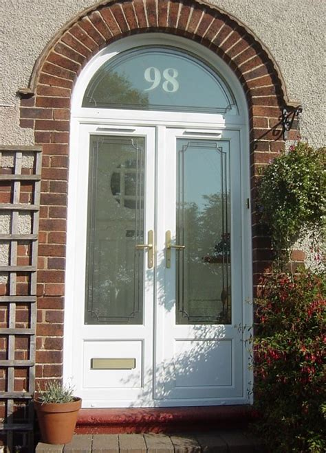 Front Door Porch by Upvc Front Doors For Arched Porch Search
