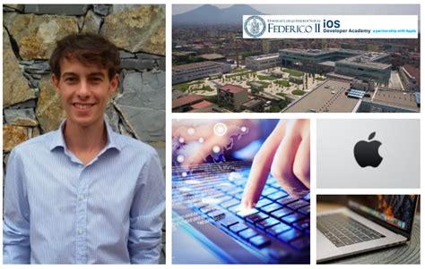 Test D Ingresso Ingegneria Biomedica Da Imperia All Apple Academy Di Napoli Il 27enne Alessio