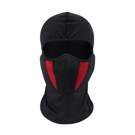 balaclava moto face mask motorcycle face shield