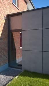 Panneaux Soudes Gris Anthracite : panneaux de fibre ciment ton gris moyen plinthe en pierre ~ Edinachiropracticcenter.com Idées de Décoration
