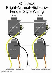 Wiring Diagram Guitar Input Jack Automanualpart