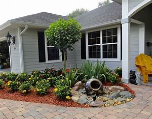 10, Pretty, Small, Front, Yard, Landscaping, Ideas, On, A, Budget, 2020