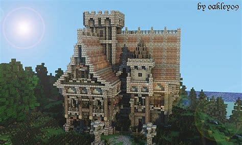 Medieval Mansion  Minecraft Building Inc