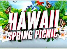 Hawaii Spring Picnic at Germiston Lake, Germiston