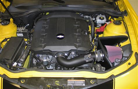 2010 Chevy Camaro 3.6l V6 Gets Almost 15 Horsepower From