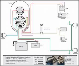 Allis Chalmers 200 Wiring Diagram