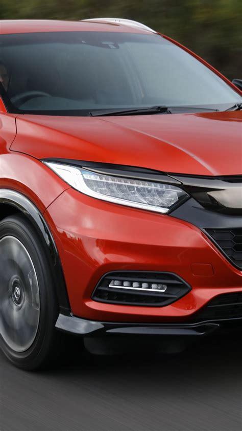 Honda Hrv 4k Wallpapers by Wallpaper Honda Hr V 2019 Cars Suv Crossover 4k Cars