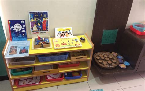 learning about the festival of diwali 764   A Montessori shelf for diwali preschool activities 1024x640