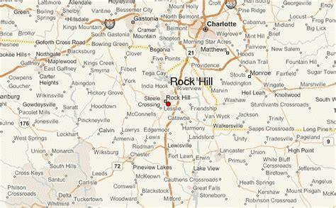 rock hill location guide
