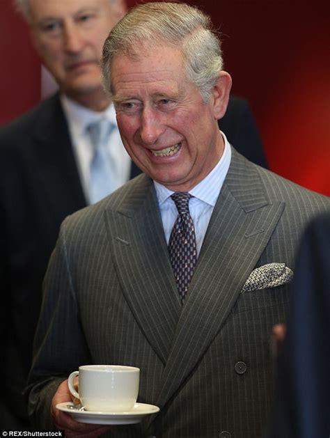Prince Charles takes HONEY in his tea instead of sugar ...