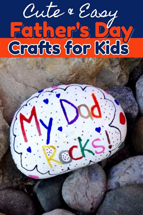 54 easy diy s day gifts from and fathers day 793 | easy fathers day crafts for kids to make on pinterest