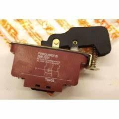 Tronconneuse Stihl Electrique Batterie : interrupteur pour stihl ~ Dallasstarsshop.com Idées de Décoration