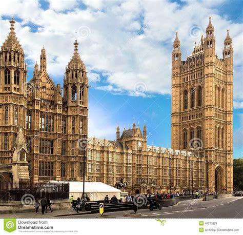 chambre des communes londres les chambres du parlement londres angleterre photo stock