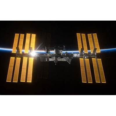 The Space Station will soon have a same-day delivery