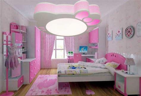 idee deco pour chambre fille plafonnier chambre fille installation avec idée papier