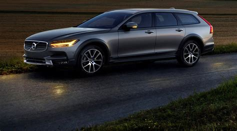 volvo new volvo presents the new v90 cross country motorchase