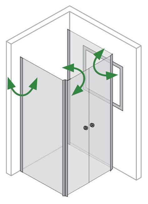Dusche Vorm Fenster Bis 100x100x220 Bxtxh, U-kabine, 4
