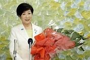 毫無懸念!小池百合子6成得票連任東京知事 - 國際 - 中時電子報