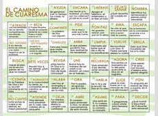 Calendario Cuaresma – Odres Nuevos