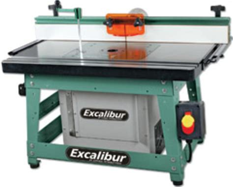 general adds heft stability  router tables woodshop news