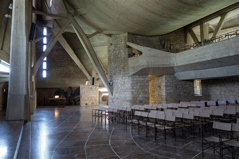 chiesa dell autostrada florence postwar concrete