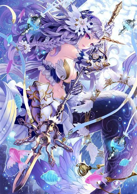 anime mermaid on tumblr