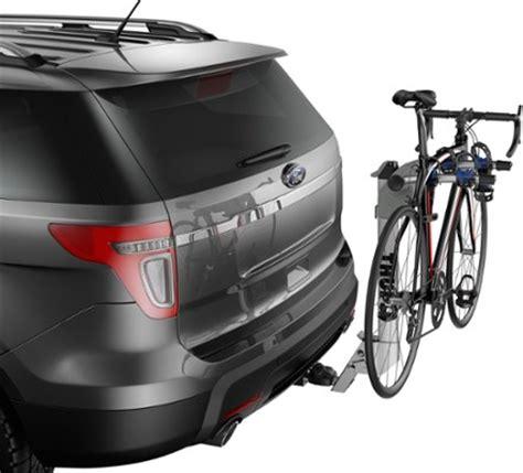 rei thule bike rack thule helium aero 2 bike hitch rack at rei