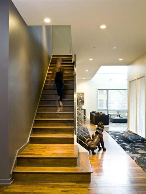 bucktown beauty modern staircase chicago