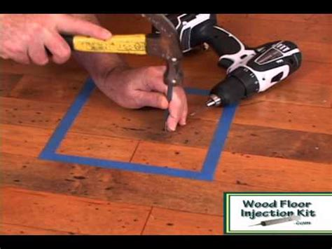 how to repair squeaky wood floors this old house