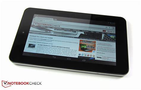 Recensione Breve Tablet Hp Slate 7