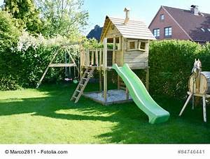 Kinderspielplatz Selber Bauen : kinderspielplatz im eigenen garten anlegen ~ Buech-reservation.com Haus und Dekorationen