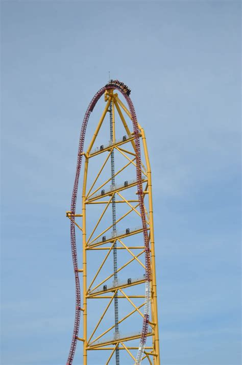 Cedar Point - Top Thrill Dragster
