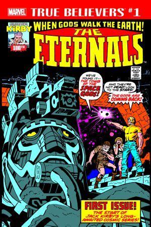 Eternals Comics | Eternals Comic Book List | Marvel