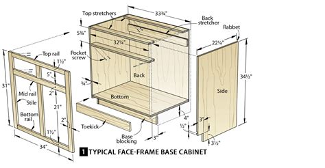 cabinets  easy  wood magazine