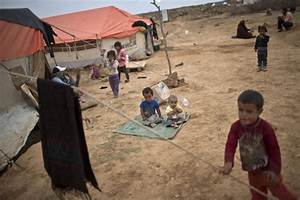 Syrian refugees will face three levels of intense ...