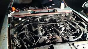 1978 Xjs V12 Engine Start