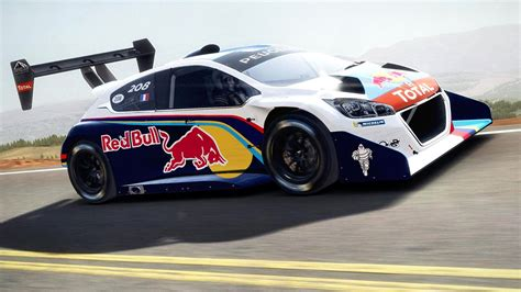 Peugeot Rally by Peugeot 208 T16 Pikes Peak Colin Mcrae Rally And Dirt