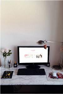 Computer Arbeitsplatz Möbel : mein neuer arbeitsplatz bloggen basteln n hen und mehr ~ Indierocktalk.com Haus und Dekorationen