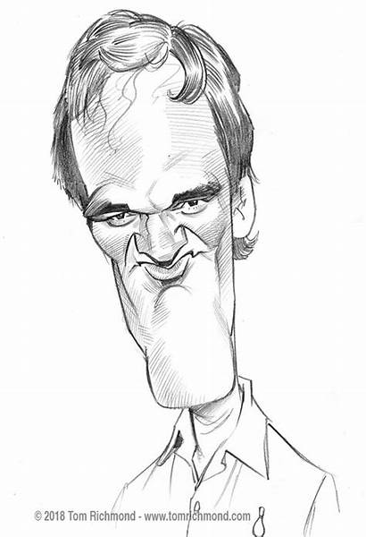 Mad Magazine Tarantino Week Sketch Quentin Posted