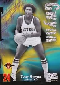 guide    fleer retro tony gwynn basketball cards