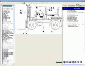 Daewoo Fork Lift Engine Parts Manual Html  Daewoo  Free Engine Image For User Manual Download