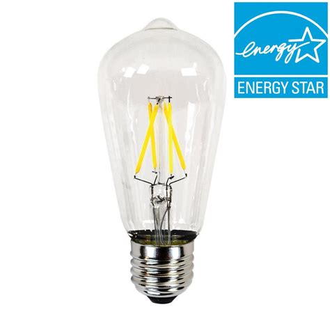 newhouse lighting 40w equivalent incandescent st19