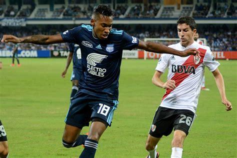 River Plate venció a Emelec en Guayaquil - Sitio Web Oficial