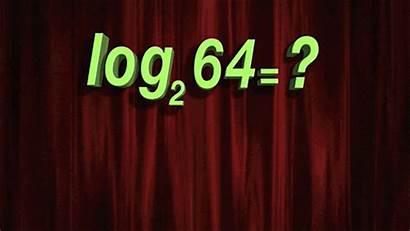 Log Logarithm Animated Logarithms Ln Lg Math