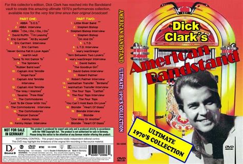Musical instrument store in tacoma, washington. Dick Clark's American Bandstand Ultimate 70's Collection (1 NTSC DVD-R disc)