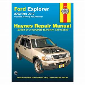 Haynes Manuals U00ae 36025