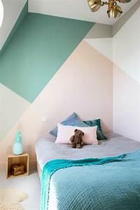 Kinderzimmer Wandgestaltung Ideen : die besten 25 wandgestaltung mit farbe ideen auf pinterest w nde streichen farbideen ~ Sanjose-hotels-ca.com Haus und Dekorationen