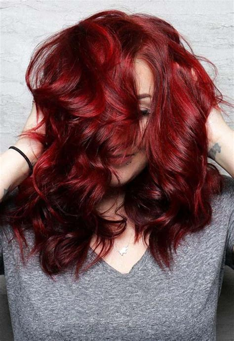 Pictures Of Hair Color Shades by 63 Hair Color Shades To Dye For Hair Dye Tips